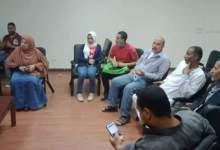 Photo of نادي أدب بنها يواصل فعالياته الأدبية