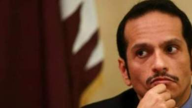 Photo of وزير خارجية قطر: نشكر مصر على جهودها بشأن وقف إطلاق النار فى غزة