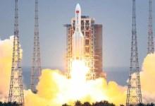 Photo of الصاروخ الذي أطلقته الصين يصدم الأرض خلال أيام.. والبنتاجون يتحرك