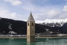 Photo of قرية إيطالية تظهر بعد 71 عاماً من اختفائها تحت الماء
