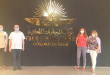 Photo of متحف الحضارة يستقبل سفراء روسيا واليابان وبلجيكا