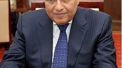 Photo of وزير الخارجية يتلقى اتصالًا من وزير الخارجية الإسرائيلي الجديد
