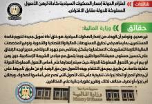 Photo of الحكومة تنفى إصدار الصكوك السيادية كأداة لرهن الأصول مقابل الاقتراض