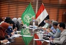 Photo of الهجان يشدد على سرعة تنفيذ مشروعات الخطة وفقاً للجداول الزمنية المحددة