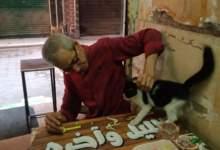 Photo of هشام ( انسان ) تعشقه الحيوانات الأليفة بالخصوص