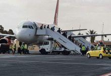Photo of مطار مرسى مطروح يستقبل طائرة تقل 188 سائحا كازاخستانيا