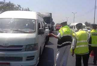 Photo of الإدارة العامة للمرور : ضبط 5800 مخالفة خلال 24 ساعة