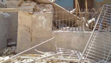 "Photo of جهاز ""التفتيش على أعمال البناء"" يُصدر تقريراً بشأن إنهيار عقار بالعطارين بالإسكندرية"