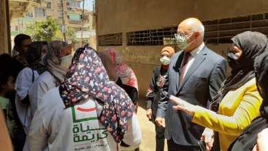 Photo of مجلس جامعة بنها يوجه الشكر للكليات المشاركة في مبادرة حياة كريمة بشبين القناطر