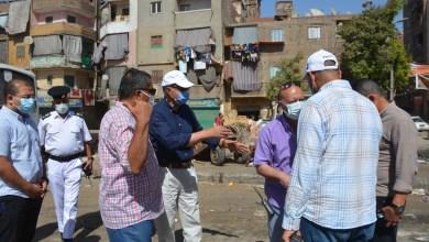 Photo of لليوم الثانى على التوالي.. محافظ القليوبية يتابع إزالة تراكمات القمامة من شوارع حي شرق شبرا الخيمة
