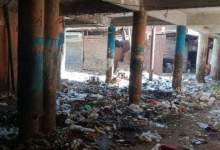 Photo of القمامة تملأ سوق بنها للخضار والأهالي يستغيثون بمحافظ القليوبية