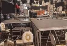 "Photo of الأجهزة المحلية بشبرا الخيمة تفض ""شادر فرح"" استجابة لشكاوى المواطنين"