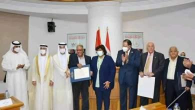 Photo of تكريم 4 مبدعين مصريين الجنسية في ملتقى الشارقة للتكريم الثقافي