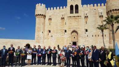Photo of قلعة قايتباي تستضيف وفدا من 15 سفيرا من دول الابيروأمريكية