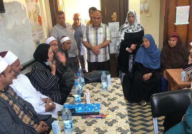 Photo of بالصور.. المجلس القومي للمرأة بالقليوبية يواصل جلسات دوار العمدة