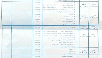 (1200) معلما يبدأون رصد أعمال كنترول الشهادة السودانية