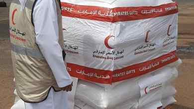 يحدث الآن..... وصول طائرة إغاثة إماراتية ثالثة لدعم متضرري السيول والفيضانات في السودان