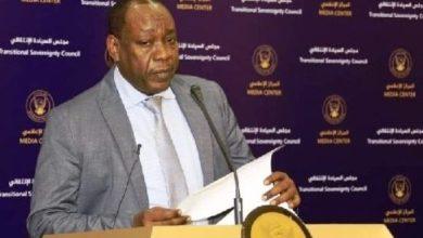 السودان : مناع يتهم عناصر بالنظام السابق بالتخطيط لاغتياله