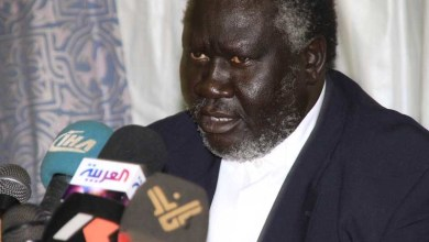 السودان: الجبهة الثورية تدعو لمصالحة وطنية تشمل اسلاميين