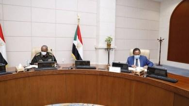 مجلس الأمن والدفاع يناقش تطورات الأحداث في إثيوبيا ويعبّر عن قلقه