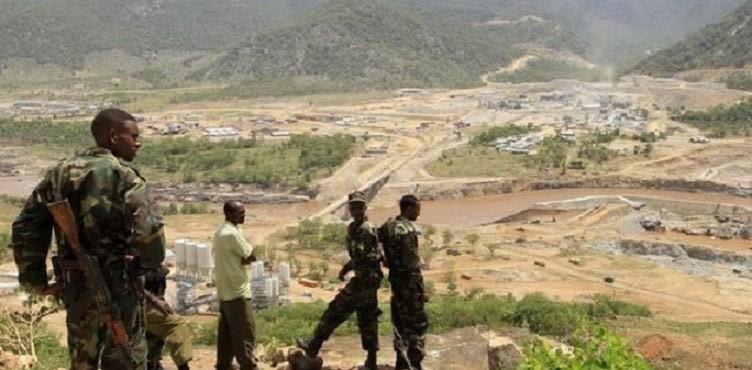 قوات إثيوبية تتوغل داخل أراضي السودان