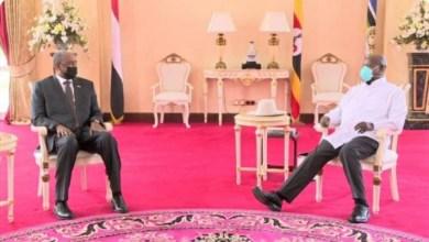 """تفاصيل لقاء """"البرهان وموسيفيني"""" ودعوة لقمة دولية مهمة"""