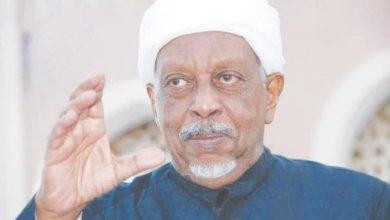 في اتصال هاتفي.. الميرغني يوجه قيادات حزبه بالمحافظة على الوطن