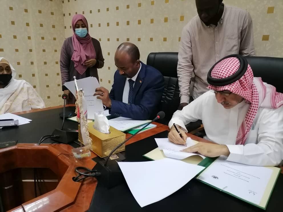 اتفاق تعاون بين السودان وشركة سعودية في مجال الماشية