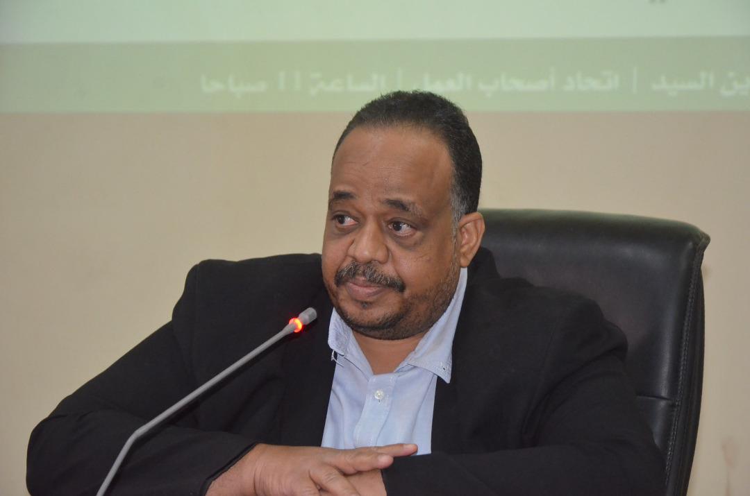 السودان يشارك في مؤتمر لرجال الأعمال العرب والصينيين ببكين