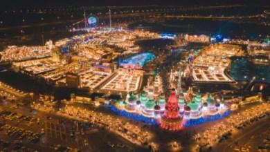 دبي تستعد لأكبر حدث في الشرق الأوسط