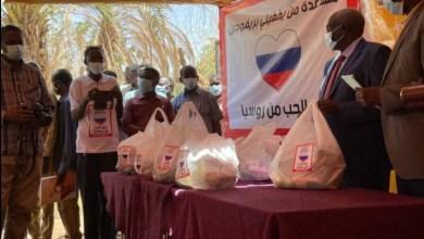 رجل أعمال روسي يشرع في توزيع مليون سلة غذائية