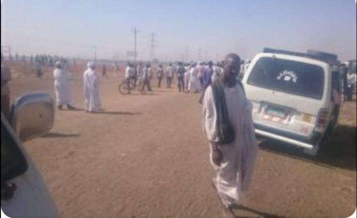 السودان : مصرع ثلاثة مواطنين إثر إحتكاكات مع الشرطة بعسلاية