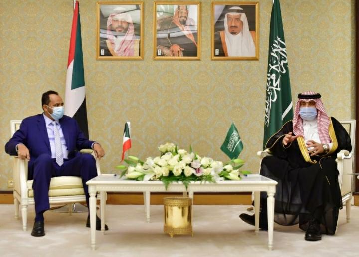 """مباحثات """"سودانية سعودية"""" في مجال الإعلام"""