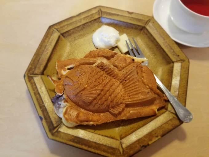 マルニカフェ たい焼き