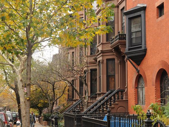while growing up in park slope brooklyn back in the day - 588×441