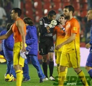 J13 Levante - FC Barcelona 0-4 25/11/12