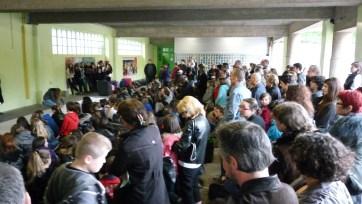 Semaine banalisée 2013, collège de Frouard