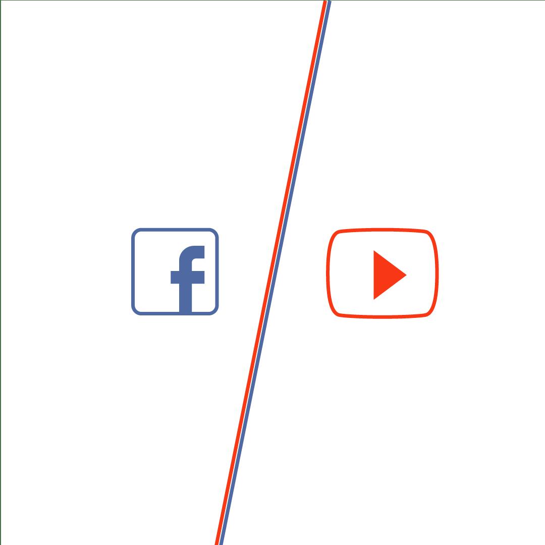 Onde postar seus vídeos: Facebook ou YouTube?