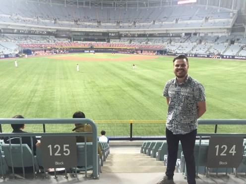 Seoul Baseball - Lotte Giants V Nexen Heros