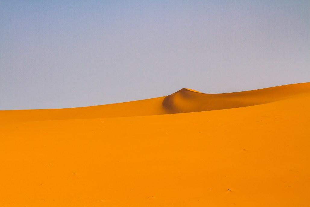 Morocco dune