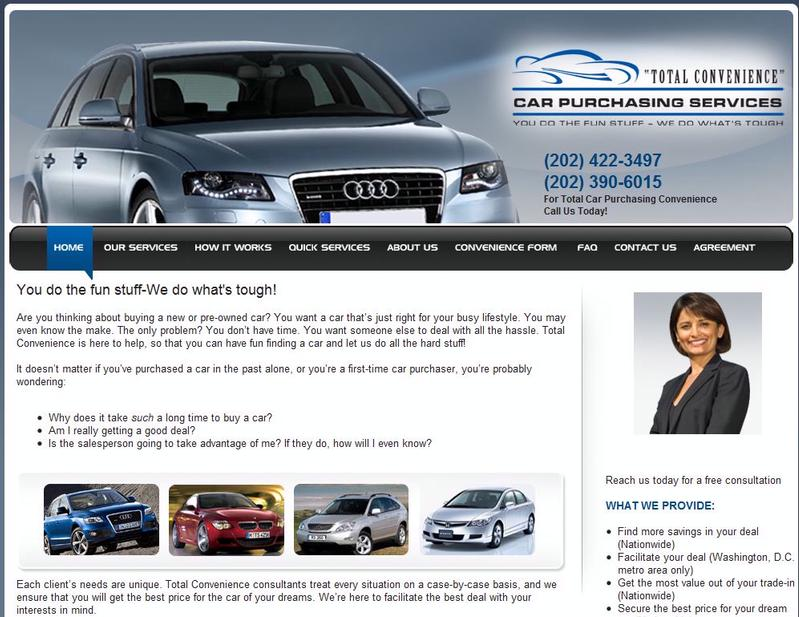 Car Purchasing Service