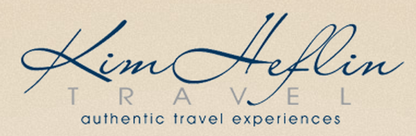 Kim Heflin Travel logo