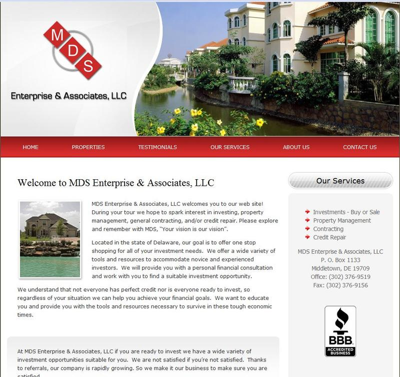 MDS Enterprise & Associates