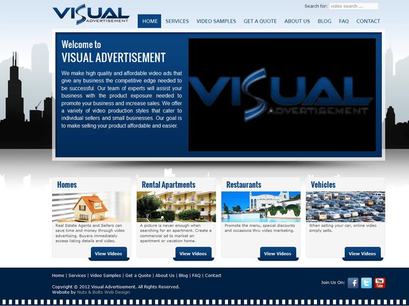 Visual Advertisement