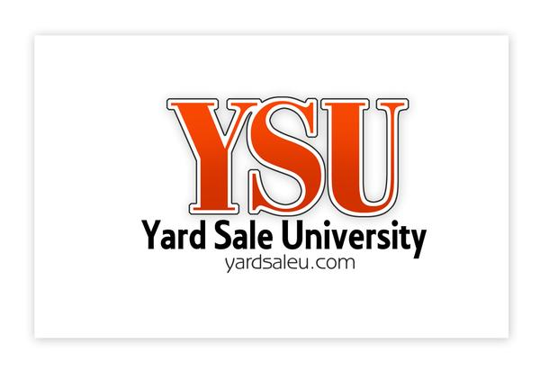 Yard Sale University logo