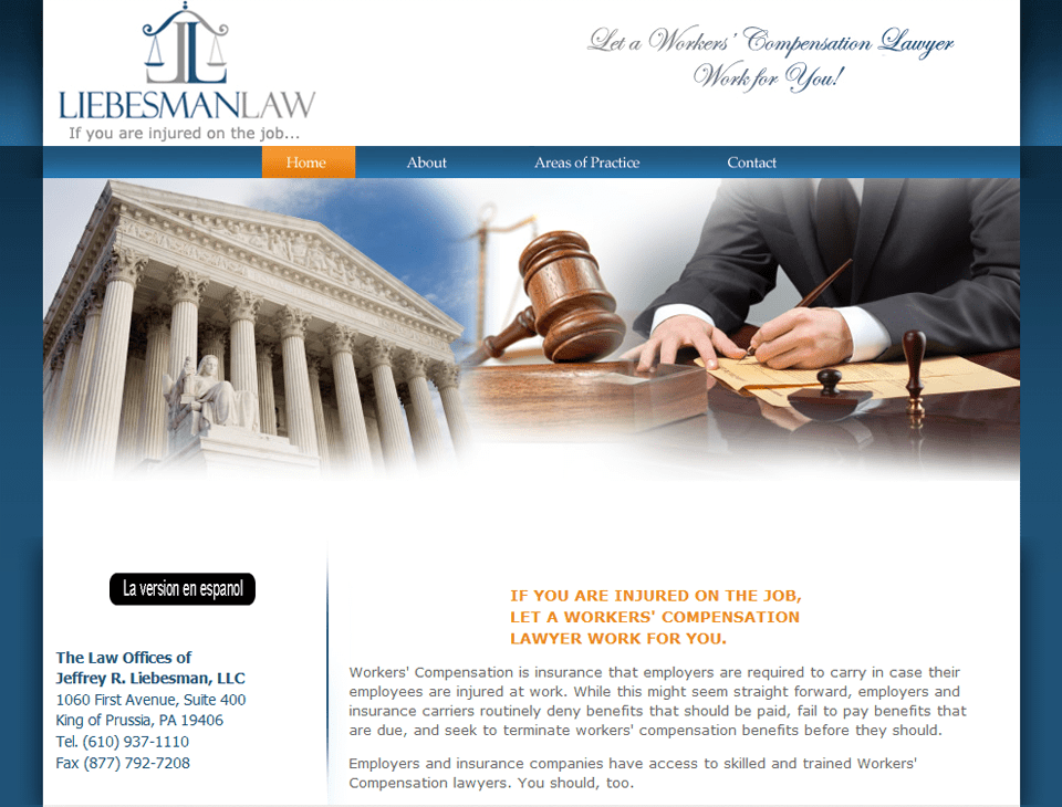 Liebesman Law