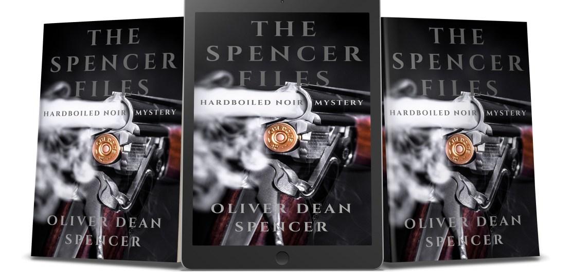 Spencer Ebook mockup
