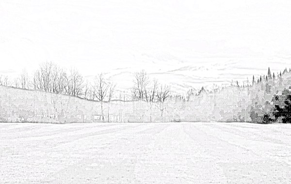 Digital, Landscape, Series, Horizon, Naccarato, Digital, Photo, Composition, HTC Desire, Android, mobile Phone, Eastern Townships, Sutton, Quebec, 2013, Plate 07,