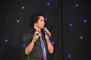 Sean Choolburra_on stage