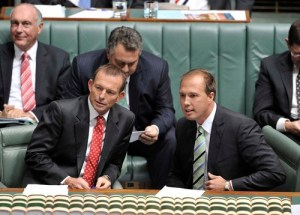 Question Time in the House of Representatives